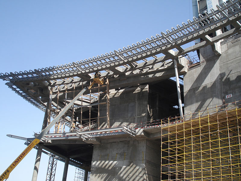 Hardco Group | Tensile Fabric | Structural Steel Engineering
